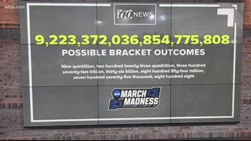 How to fill out the best March Madness bracket   10Sports WTSP