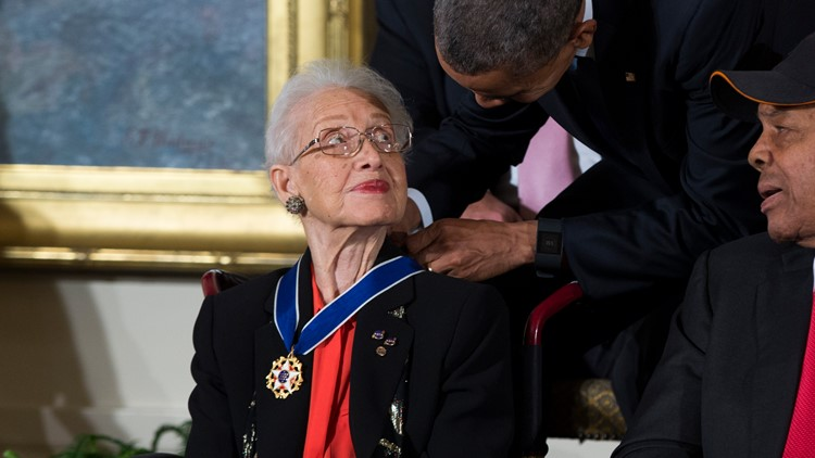 NASA pioneer Katherine Johnson dies at 101