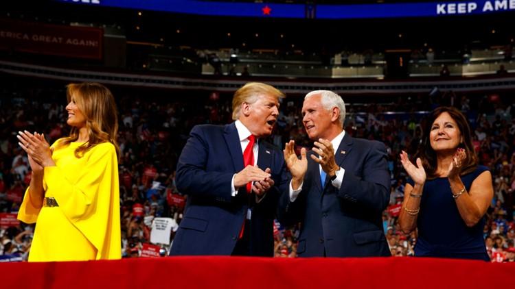 Trump kicks off 2020 campaign with jabs at media, Democrats
