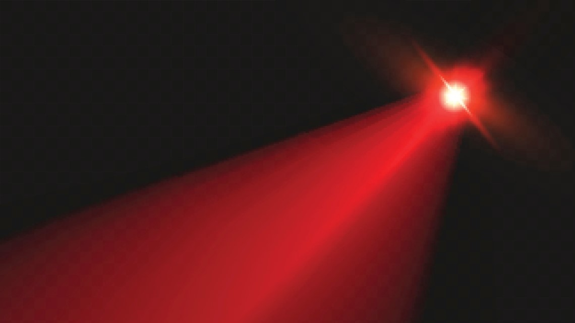 Palmetto man accused of shining laser into Manatee sheriff's helicopter