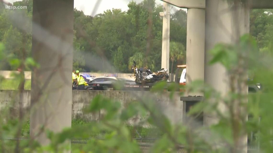 Motorcyclist killed in wrong-way I-75 crash | 10News WTSP