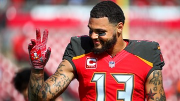 Bucs receiver Mike Evans named to Pro Bowl as replacement player