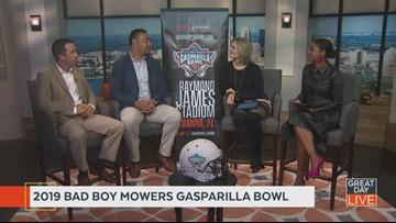 Gasparilla Bowl coming soon!