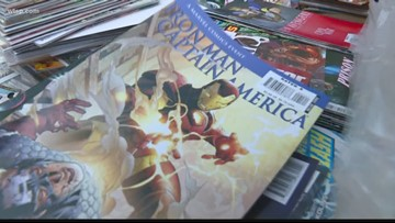 Largo comic book store gets an early start on Small Business Saturday
