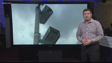 Some Tampa mayoral candidates want to get rid of red light cameras
