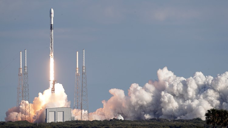 New round of Starlink satellites set for launch