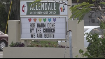 St. Pete pastor reacts to United Methodist Church separation agreement