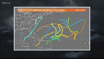 It's the last day of the hurricane season, but that doesn't mean we're completely in the clear yet