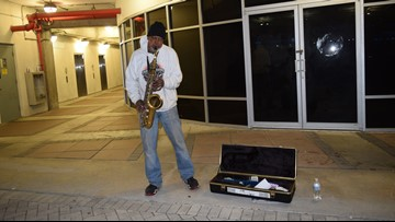 Saxophonist who stood outside Rays and Lightning games for nearly 20 years has died