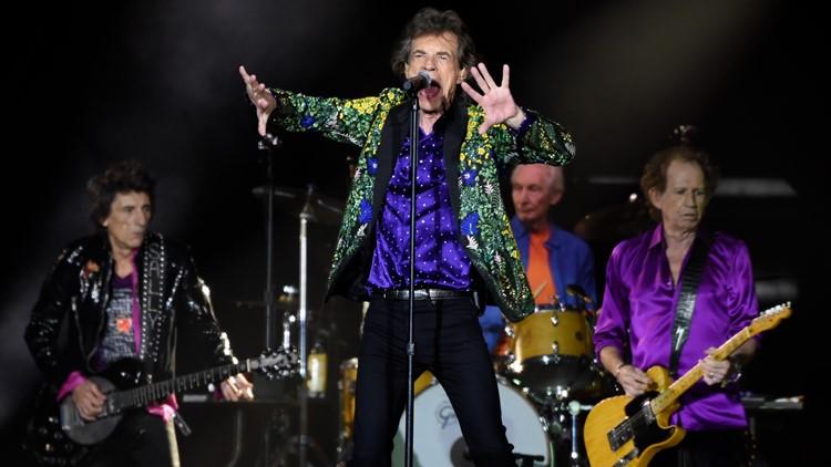 Rolling Stones to play at Raymond James Stadium Oct. 29