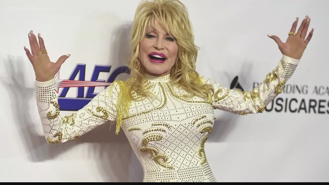 Florida students can take a college class on Dolly Parton
