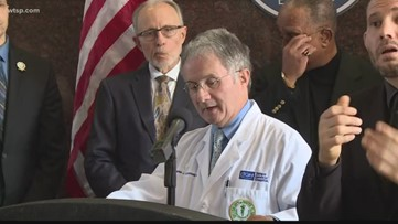 Hillsborough County talks about coronavirus risk