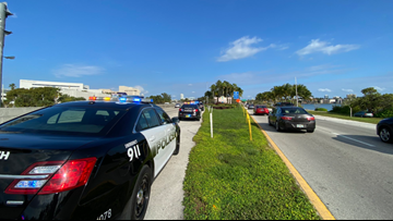 Officers and bikers hurt during South Florida's annual 'Wheels Up, Guns Down' ride