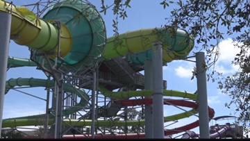 Adventure Island water park officially opens for the season