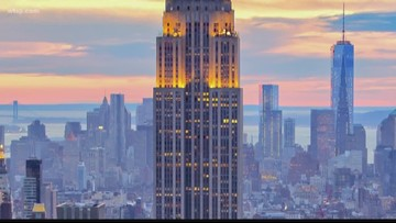 Empire State Building Run-Up set for Tuesday