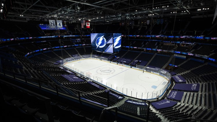 Lightning fans can now stream all the sounds of the game while at Amalie Arena