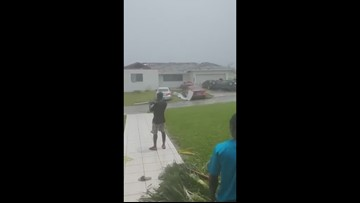 Video captures the devastating impacts of Hurricane Dorian in Abaco, Marsh Harbour in the Bahamas