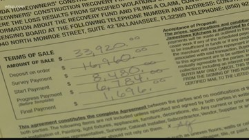 Turn To 10: Customers paid thousands to a local contractor. They say they can't get ahold of him.