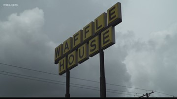 Roaches under cookline temporarily close down Waffle House