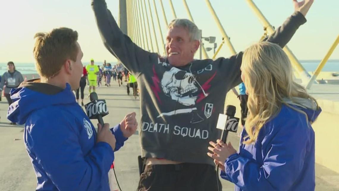 Skyway 10K: Pumped participants race over Sunshine Skyway Bridge