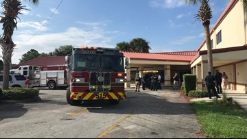 Winter Haven school evacuated because of smoke inside building