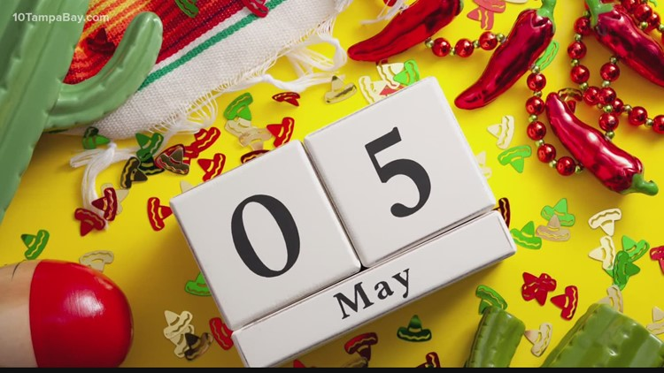 What's the history behind Cinco de Mayo?
