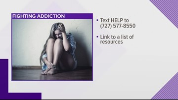 Substance abuse: Are you or do you know someone struggling with addiction? There is help
