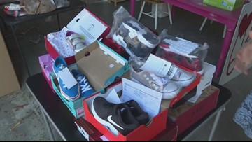 Help a child in need by donating a pair of shoes   10News WTSP
