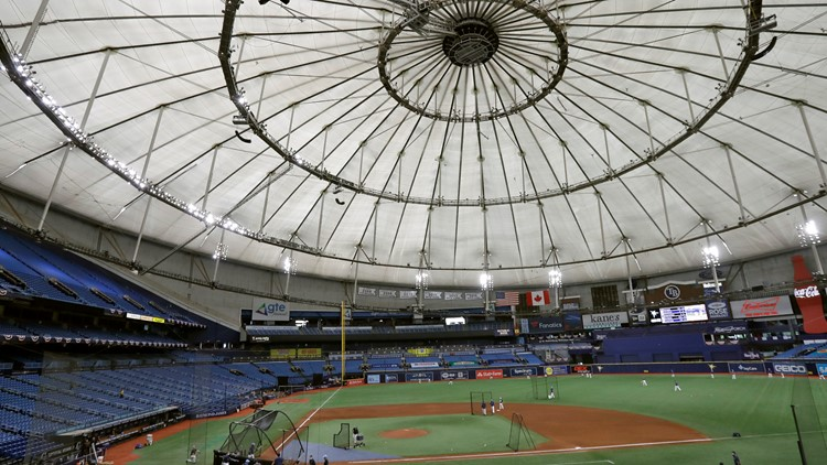 Rays reveal at which games fans will be able to get free swag