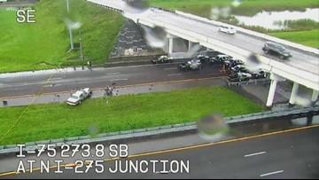 Motorcyclist killed in wrong-way crash on I-75   10News WTSP