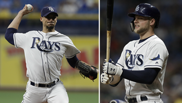2 Rays selected to 2019 MLB All Star Game
