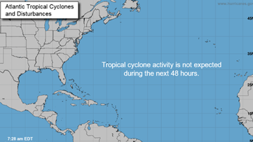 It begins: National Hurricane Center starts issuing tropical outlooks