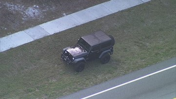 Teen bicylist hit and killed by Jeep in New Port Richey