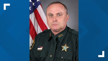 Sarasota sheriff's office mourns deputy's passing