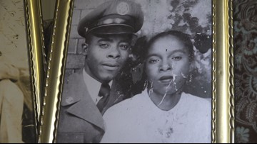 After 66 years, granddaughter's searching brings military remains home