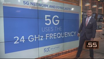 How 5G could affect weather forecasting