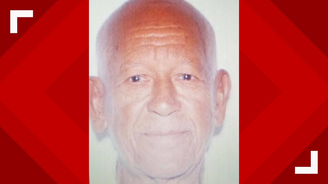 Tampa police find missing elderly man safe