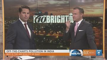 Grant explains intense pollution over New Dehli