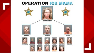16 arrested in meth sting in Sarasota County