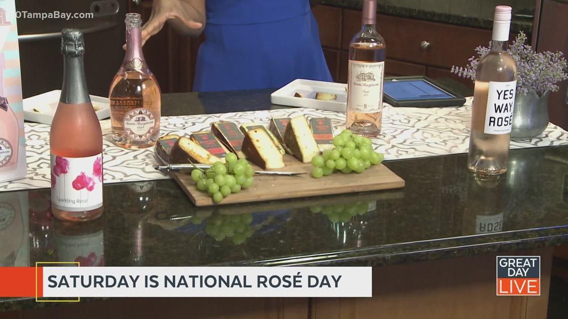 Celebrating National Rosé Day with Santa Margherita