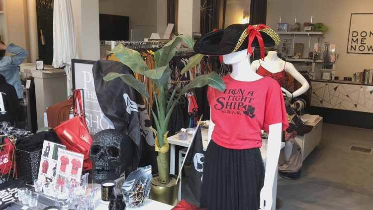 Small downtown Tampa shop gets boost from Bucs appearance in Super Bowl LV
