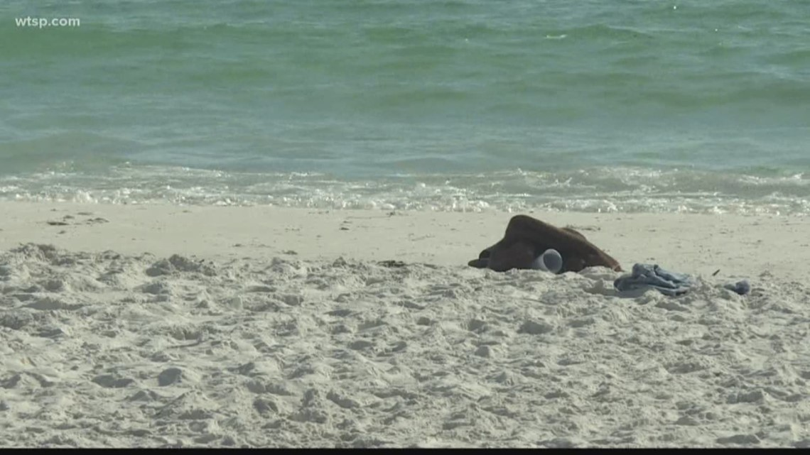 After flesh-eating bacteria reports, health department says beaches