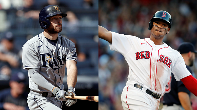 Rays vs. Boston: Game 1 of ALDS gets underway tonight at the Trop