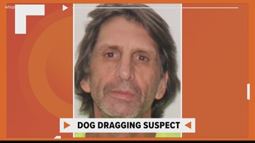 Sprill Hill dog dragging suspect arrested