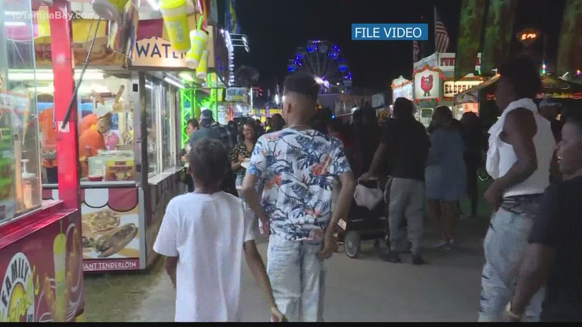 Florida State Fair offers any-day ride armbands for $25