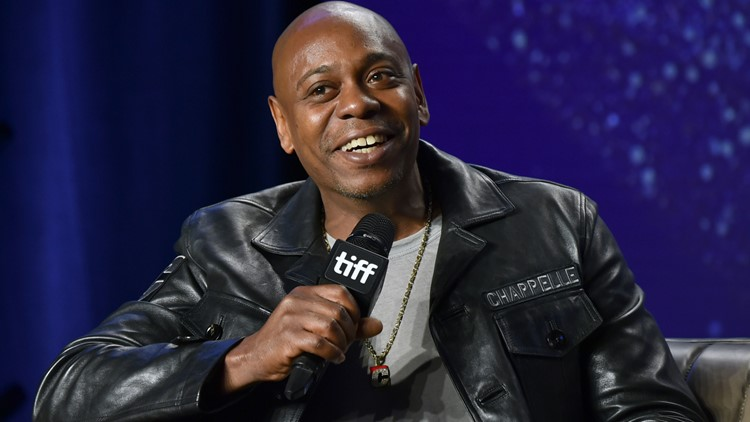 Dave Chappelle surprises couple with tickets after they say they were scammed