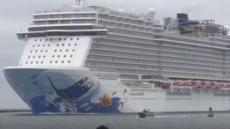 Norwegian Cruise Line cancels all trips through June