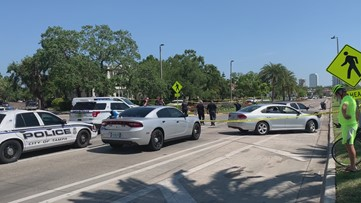 Deadly crash closes northbound Bayshore near Rome Avenue
