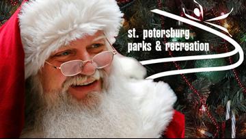 'Santa's Calling' your kids in St. Petersburg