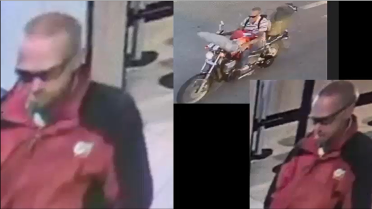 Crime Stoppers: Man stole money from Ronald McDonald House donation kiosk